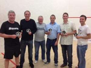 Wigginton 3 Riley Cup runners up